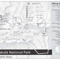 plan du Haleakala 1